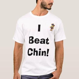Camisa da recompensa de Jason Chin