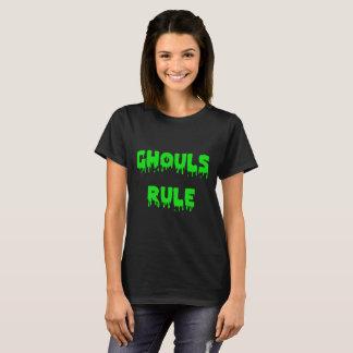 Camisa da regra dos Ghouls