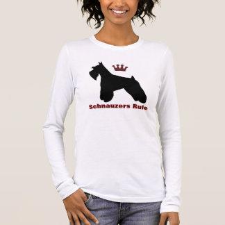Camisa da regra dos Schnauzers