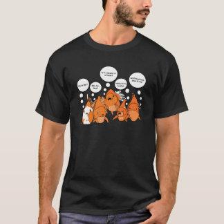 Camisa da reunião T de Finley - 2008 - preto
