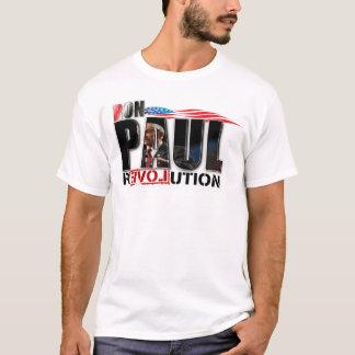 Camisa da revolta de Ron Paul