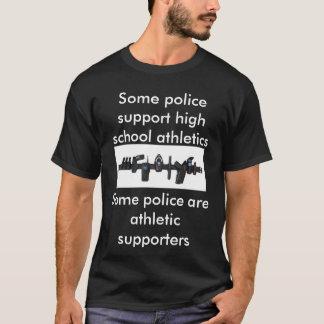 Camisa da sátira da polícia