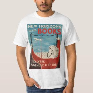 Camisa da semana de livro de 1951 crianças