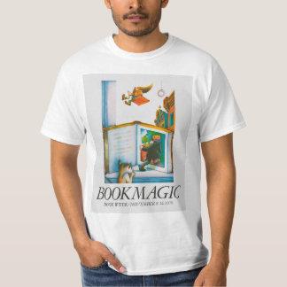 Camisa da semana de livro de 1976 crianças