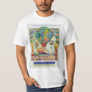 Camisa da semana de livro de 1994 crianças