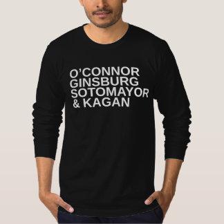 Camisa da senhora Justiça Homem