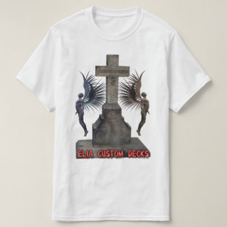 camisa da sepultura do guardião
