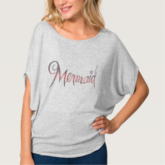 Camisa da sereia