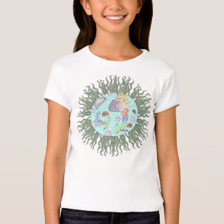 Camisa da sereia de Anita - versão 2 - Camisetas