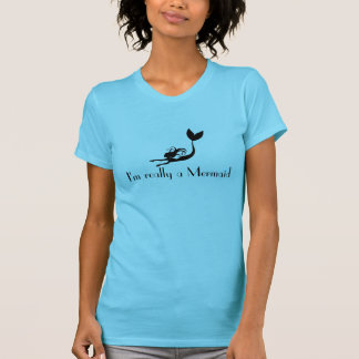 Camisa da sereia -- Eu sou realmente uma sereia