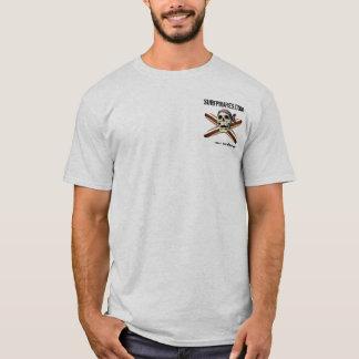 camisa da série da assinatura