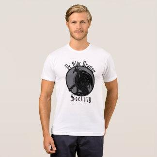 Camisa da sociedade do dragão do olde do YE