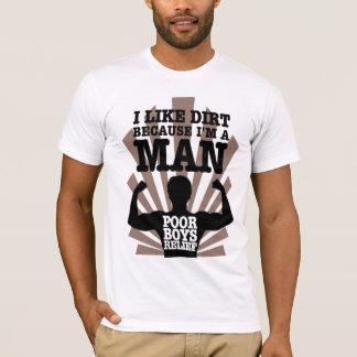 Camisa da sujeira de PBR