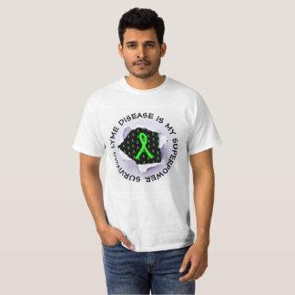 Camisa da superpotência da doença da sobrevivência