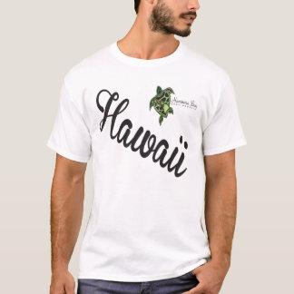 Camisa da tartaruga de Havaí Aloha