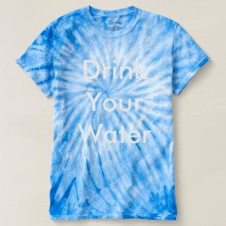 Camisa da terapia da urina - beba sua água