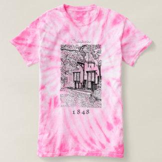 Camisa da tintura do laço de Stonysides
