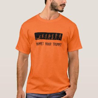 Camisa da trombeta