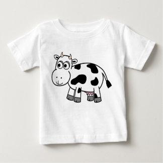 Camisa da vaca de leiteria dos desenhos animados!
