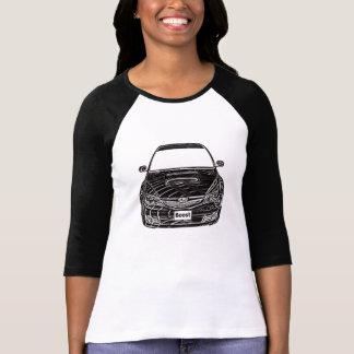 Camisa da WTI de Subaru WRX