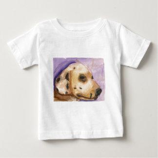 Camisa Dalmatian da criança do cão