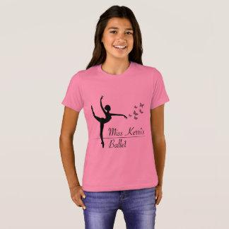 Camisa das citações das meninas do programa do