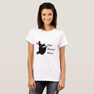 Camisa das citações de Martha Graham