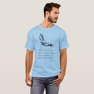 Camisa das citações do Seneca