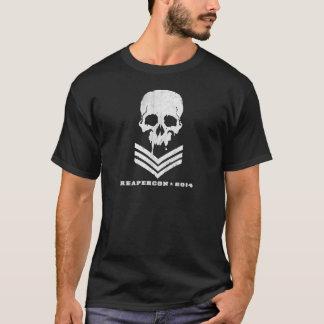 Camisa das guardas florestais de Ridge do crânio