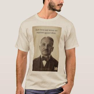 Camisa das ideias de Ludwig von Mises