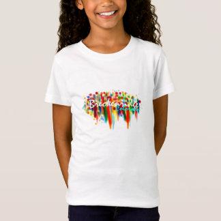 Camisa das meninas de Breckenridge Colorado