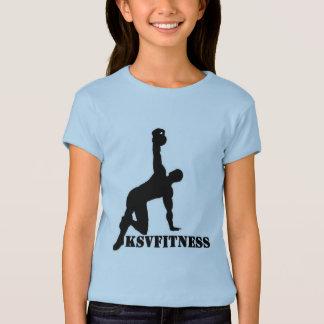 Camisa das meninas T da malhação de KSV
