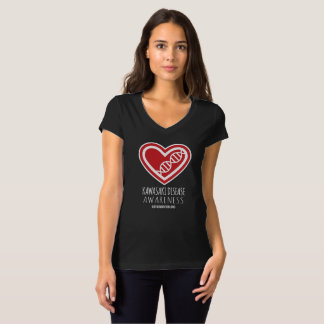 Camiseta Camisa das mulheres de KD