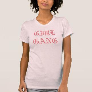 Camisa das mulheres do GRUPO da MENINA