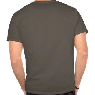 Camisa das noites árabes do pai camiseta