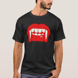 Camisa das presas do vampiro