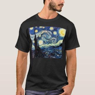 Camisa das rochas de Vincent van Gogh