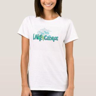 Camisa das senhoras de George do lago