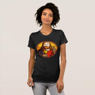 Camisa das senhoras Jesus