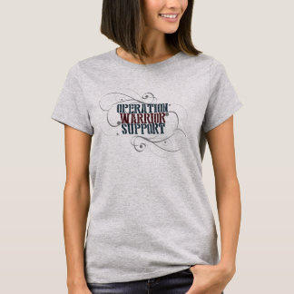 Camisa das senhoras OWS