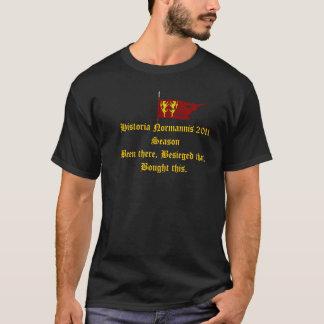 Camisa de 2011 estações