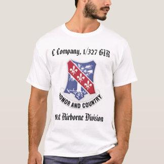 Camisa de 327 veteranos