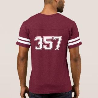 Camisa de 357 futebóis