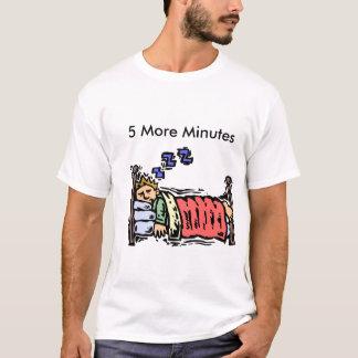 Camisa de 5 mais minutos