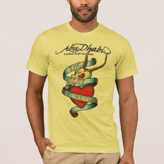 Camisa de Abu Dhabi Tatoo