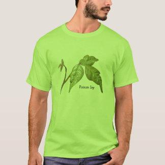 Camisa de acampamento do toxidendro