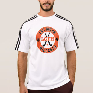 Camisa de Addidas dos homens do hóquei em campo do
