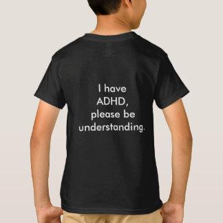 Camisa de ADHD
