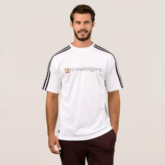 Camisa de Adidas ClimaLite dos homens de
