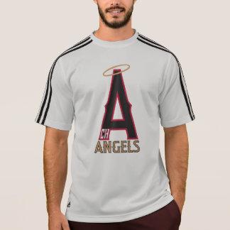 Camisa de Adidas do treinador dos anjos de Chino